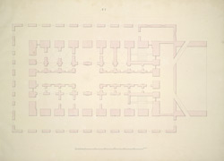 Ground Plan of the Buildings for Public Purposes